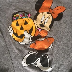 Disney Shirts & Tops - Disney Girls Minnie Mouse Halloween 🎃 Size 6